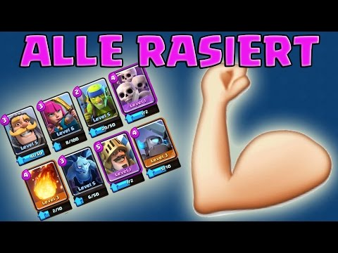 HÖHERE LEVEL RASIEREN! || CLASH ROYALE || Let's Play Clash Royale [Deutsch/German HD+]
