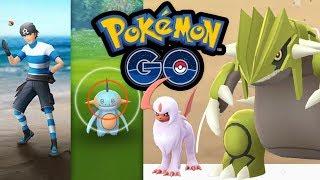 Nincada ist zurück, Shiny-Absol im 7KM-Ei, Hoenn- & Barschwa-Quests | Pokémon GO Deutsch #853