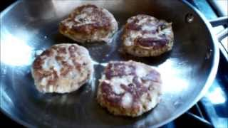 How to make Salmon Fish Patties