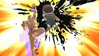Super Smash Bros Wii U - All DLC Final Smashes