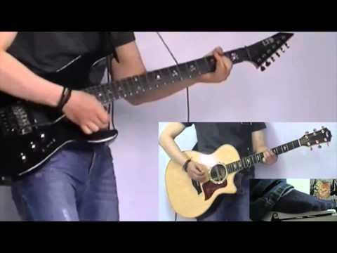Enter Sandman - Metallica Guitar Cover by GC