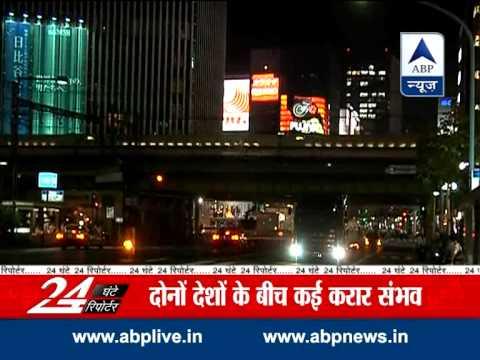 ABP News in Japan l Modi's third visit to Japan in last 7 years