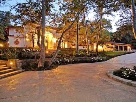 Calabasas Luxury Estate Homes for Sale | 25919 Dark Creek Road 91302