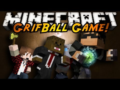 Minecraft Mini-Game : GRIFBALL! – 2MineCraft.com