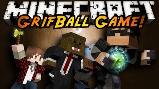 Minecraft Mini-Game : GRIFBALL!