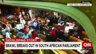 Chimps Chimp In South African Parliament Over Luxury Home Building Graft