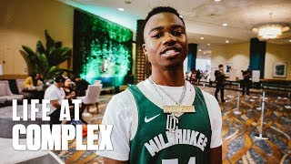 Bonus Footage ComplexCon 2018 (Feat. Roddy Ricch) | #LIFEATCOMPLEX