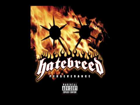 Hatebreed - I Will Be Heard w/Lyrics
