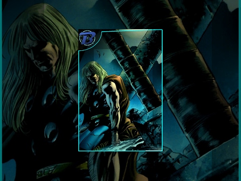 Thor Ragnarok. Dublado Motion Comic  Marvel Comics
