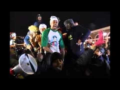 Riots After US Jury Fails to Indict Ferguson Policeman
