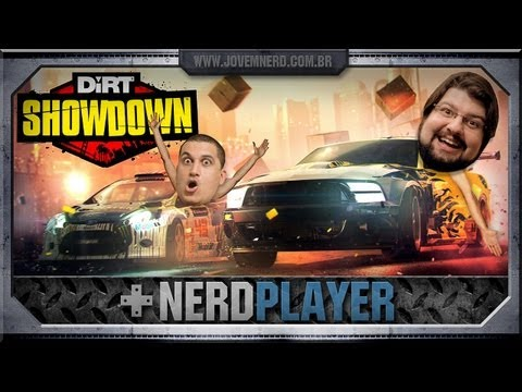 NerdPlayer 41 - Dirt Showdown - Olé, Alottouro!!!