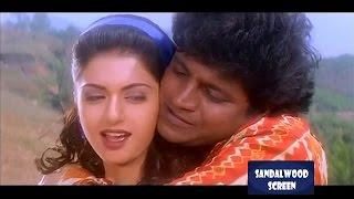 Ammavra Ganda || Love Maado Reethiyanu || Shivarajkumar,Bhagyashree || Kannada Romantic Song