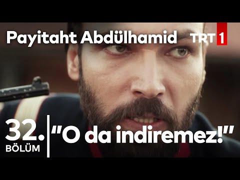 """Payitaht """"Abdülhamid"""" 32. Bölüm - Türk Askeri Sancağına Dokundurtmaz"""