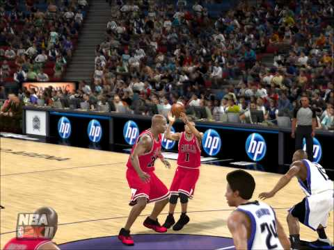 NBA 2k11 - My Player - Andy Lee #4 2/2