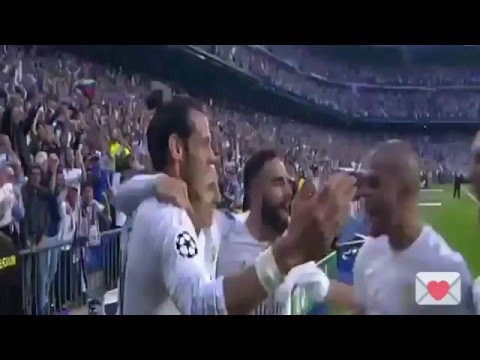 Gareth bale goals real madrid vs man city 1-0 in UCL semi-final