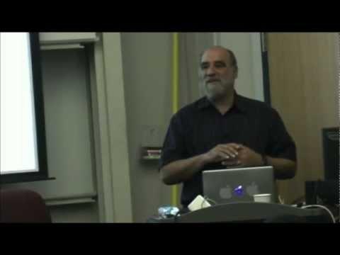 RI Seminar: Andy Ruina : Gliders, bicycles and walking robots