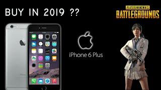 I bought an iPHONE 6 PLUS in 2019 ?? || iPhone 6 plus PUBG Test || adreno technico
