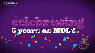 Mondelez International Celebrates 5 Years