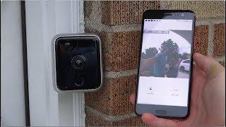 IseeBell Smart Wifi Video Doorbell Unboxing & Review!