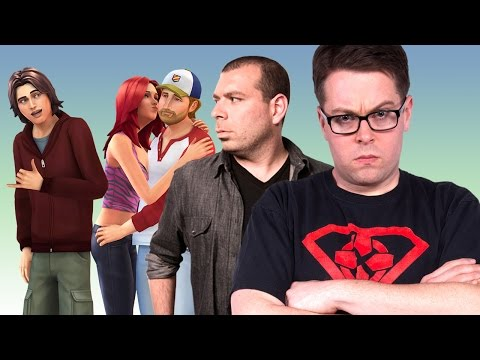 Dating Greg Miller - IGN Plays The Sims 4: Episode 7