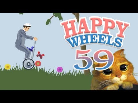 Happy Wheels z disem! #59 - Rybcia!