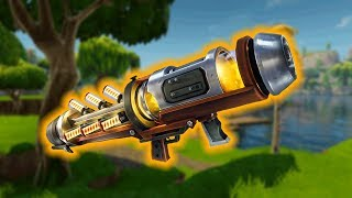 NEW GUNS?! - Fortnite Funny Moments 11