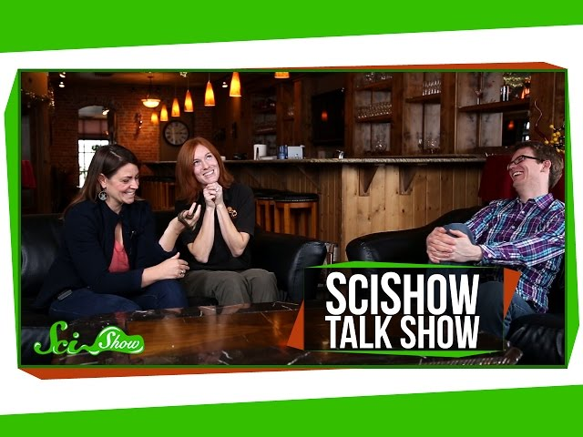 SciShow Talk Show: Ecology Project International & Serpentina the Rubber Boa