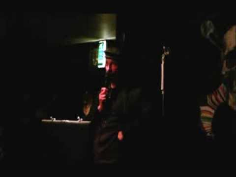 Michael Daley at We Are Funny at The Orange Tree pub Richmond 16 5 2013