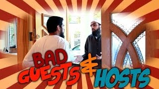 Bad Hosts & Guests ᴴᴰ   REALLY FUNNY!
