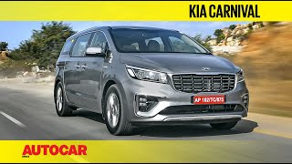 Kia Carnival Review | First Drive | Autocar India