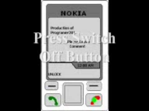 Unlock Nokia 1110i Coded Keypad Lock