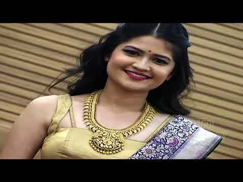 Sharavan Designer Collection temple view fashion show | ABN Entertainment