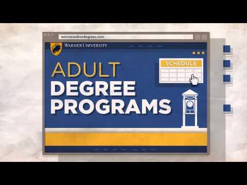 Warner University Adult Learning 2014