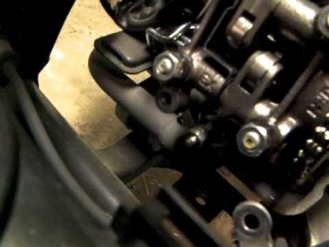 Honda scooter valve adjustment metro ruckus 1 of 2 for Metro honda service