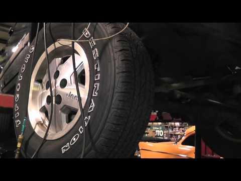 on Jeep Grand Cherokee Evap System Large Leak P0455