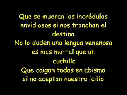 Romeo Santos - Que se mueran (CON LETRA) Music Videos