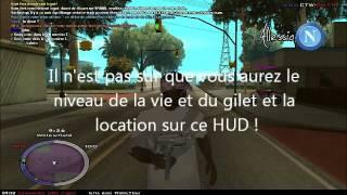 [HUD-GTA IV] Hud GTA IV pour GTA SA #1