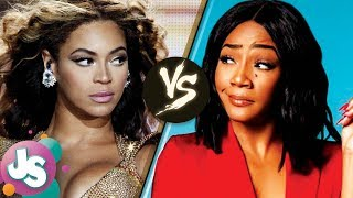 Download Lagu Beyonce DISSES Tiffany Haddish in 'Top Off' Song; Was it Fair? - JS Gratis STAFABAND