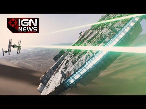 Mark Hamill's Force Awakens Advice - IGN News