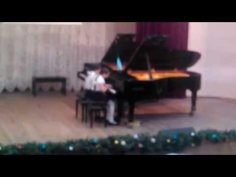 Хачатурян Карэн Суренович - ДВЕ ПЬЕСЫ (для фортепиано): 1. Серенада