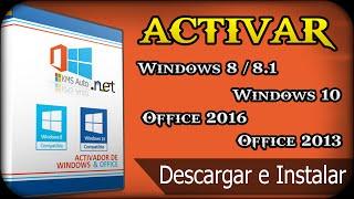 Descargar KMSAuto Net 2015 Portable ||  Activador de Windows y Office