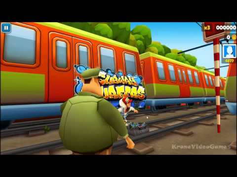 telecharger subway surf sur pc