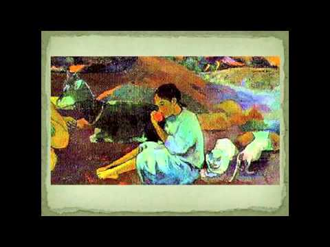 """Paul Gauguin """"Where Do We Come From? What Are We? Where Are We Going?"""""""