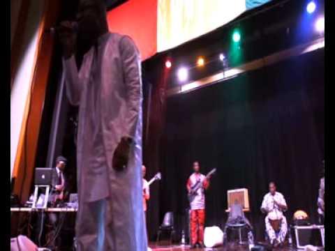 Concert De Sekouba Bambino à Lausanne 2014, Partie 1 video
