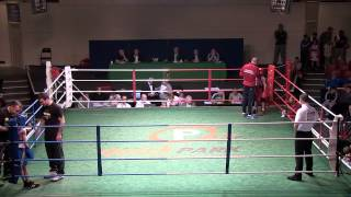 video National Boy 11 Boxing Championships 2015 hosted at the National Stadium, Dublin.