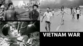 The story of Vietnam war | What led to the cause of war | Revolution inside USA to stop the war