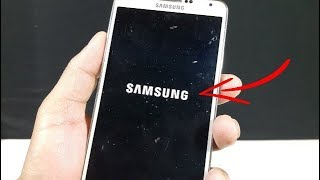 Samsung Mobile Hang On Logo/Start Screen - How To Fix ?