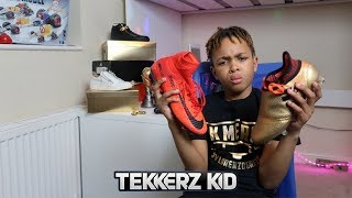 How I Got My Football Boots + YouTube Tips from 8 Year old!
