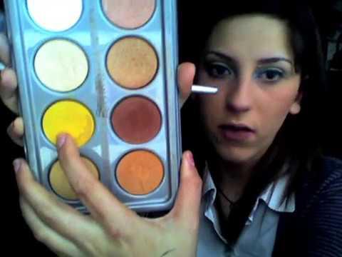 Tutorial Make UP colori Pastello
