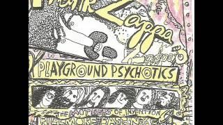 Watch Frank Zappa Playground Psychotics video